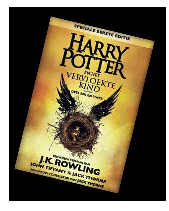 Harry potter en het vervloekte kind deel een en twee de harmonie - Bereik kind boek ...