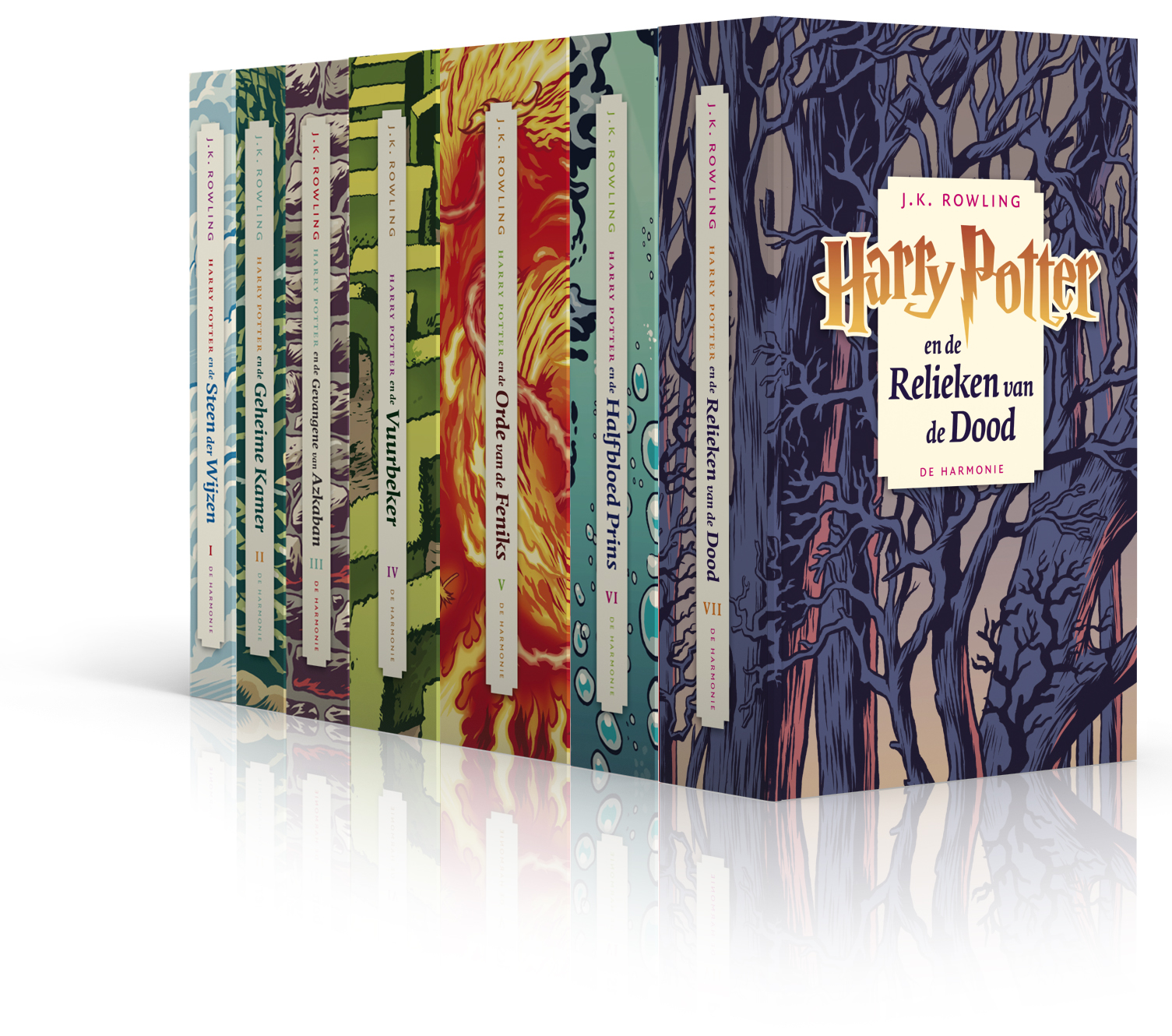 Harry Potter Pocketpakket De Harmonie